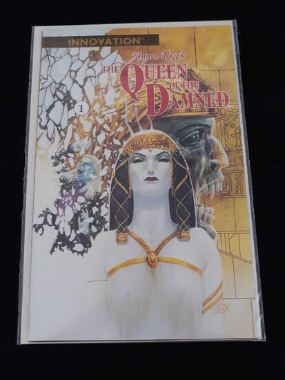 #1 Queen of the Damned Comic Book