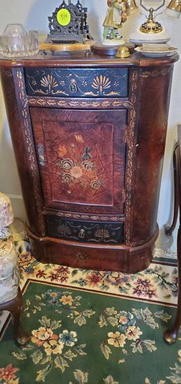 DR- Ornate Cabinet