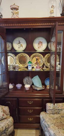 DR- Contents of Cabinet