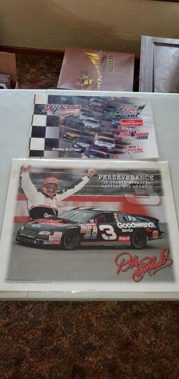 H- Dale Earnhardt Poster