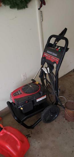 GH- Power Washer