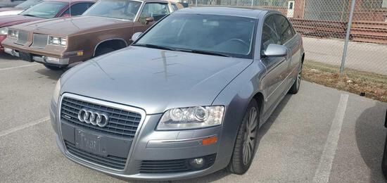 2006 Silver Audi A8L