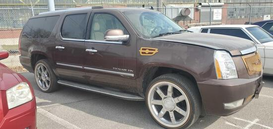 2007 Brown Cadillac Escalade ESV