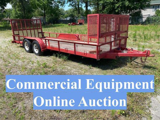 Commercial Building & Equipment Auction