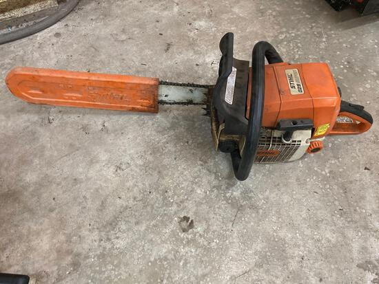 W- STIHL 029 Super Chainsaw