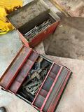 W- 4 Tool Boxs, 2 Metal Tool Trays