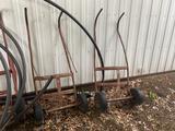 O- (2) Tree Mover Carts