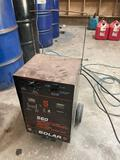 W- Battery Charger/ Tester/ Engine Starter