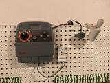 O1- Toro Sprinkler System Control Panel