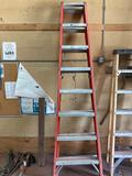 W- 8' Double Sided Ladder