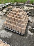 O- (1) Pallet of Square Pavers