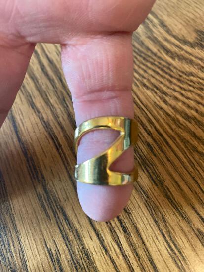 K- 14K HGH Ring