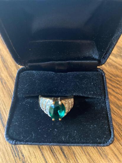 K- Gold Filled Ring