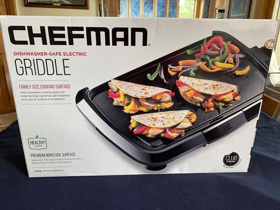 Chefman Griddle