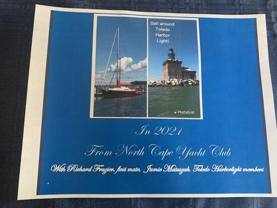 Sail Around the Toledo Lighthouse Experience