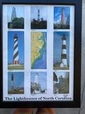 The Lighthouses of North Carolina
