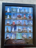 The Lighthouses of Maryland