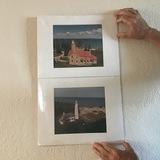 Mackinaw and Sturgeon Point Lighthouse Prints