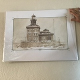 Toledo Harbor Light Gerald Hill