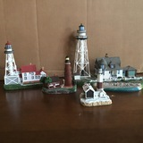 Coney Island Light Danbury Mint, Whitefish Point by Lefton