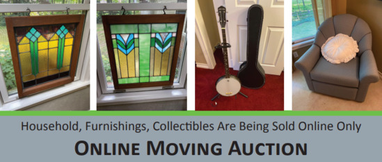 Moving auction! Meticulous owners selling contents
