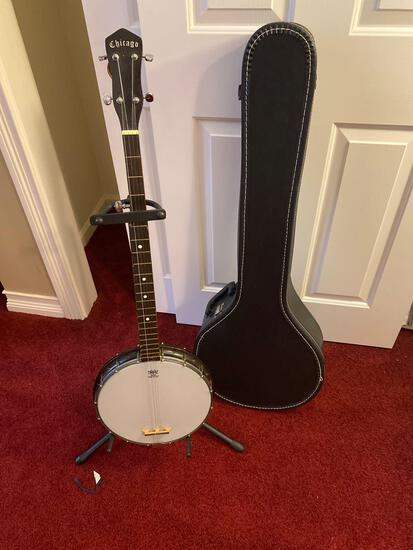 U- Weather King Banjo Remo
