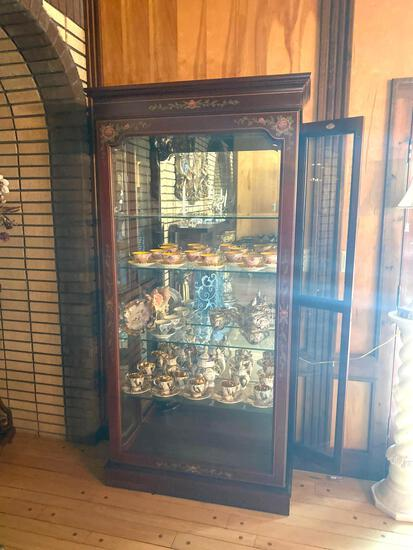 Z- 1- Beveled Glass China Cabinet