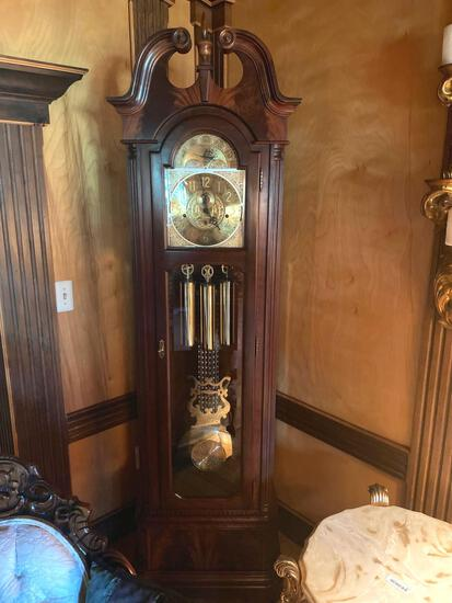 Z- 2- Seth Thomas Grandfather Clock