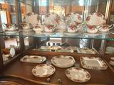 1- Royal Albert Bone China Luncheon Set