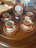 1- Boris Kidrik Porcelain Tea Set