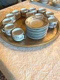 1- Super Porcelain Tea Set