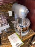 8- Kitchen Aid Mixer