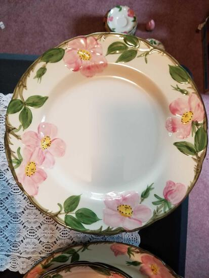 B2 - Franciscan Dinnerware and Others