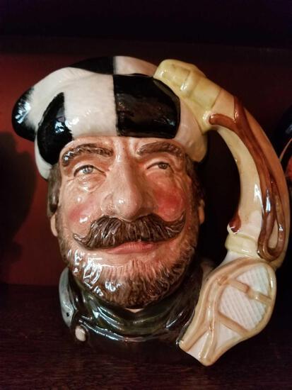 O - Royal Doulton Mugs