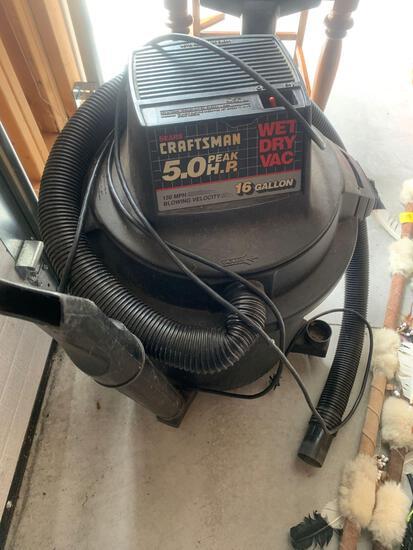 OG- Craftsman 16 Gallon Wet Dry Vac