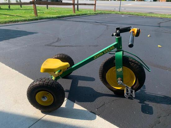John Deer Children's Tricycle
