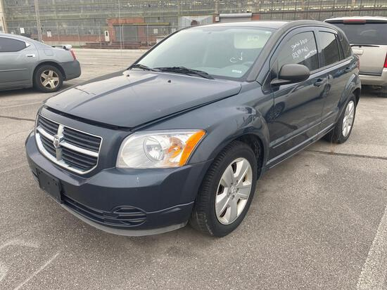 2007 Blue Dodge Caliber