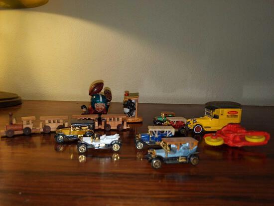 F- Lot of Miniture Toys