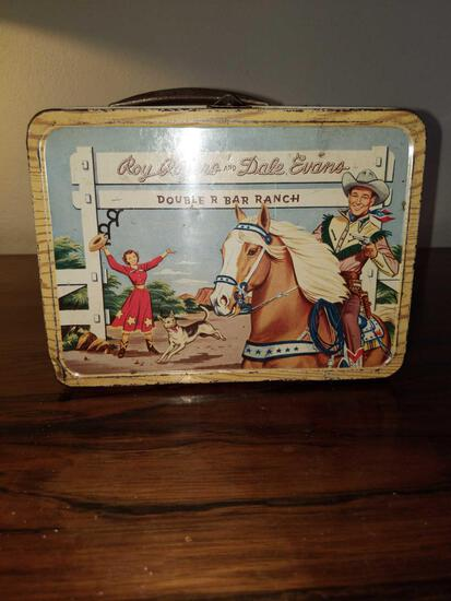 LR- Roy Rodgers Lunch Box