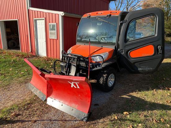 Red Barn- Kubota RTV X1100C Utility Vehicle