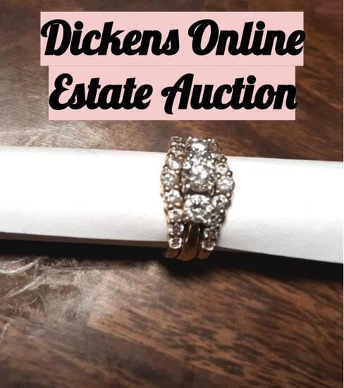 (Dickens) Online Estate Auction!