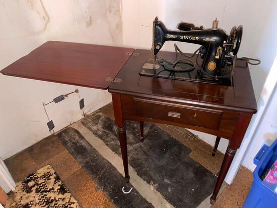 BR 1- Singer Sewing Machine