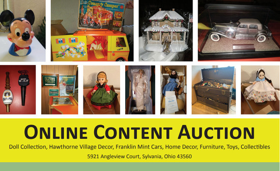 (Angleview) Online Content Auction