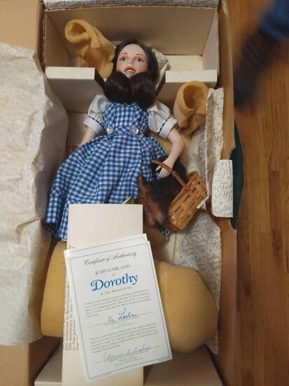 B2- Franklin Heirloom Doll