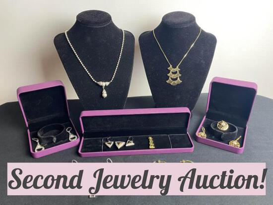 Spring Jewelry Auction 2021