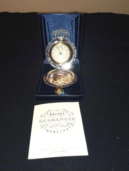 FR- The Dalvey Clock