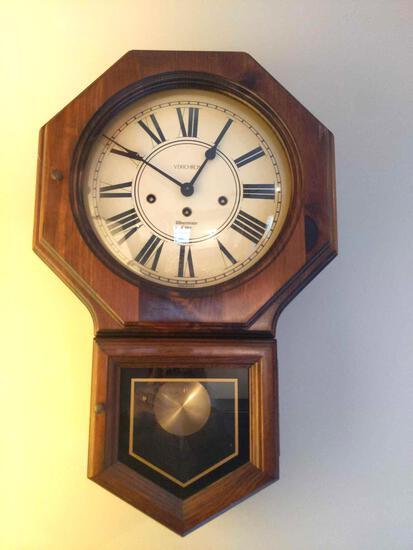 FR- Verichron Westminster Chime Clock