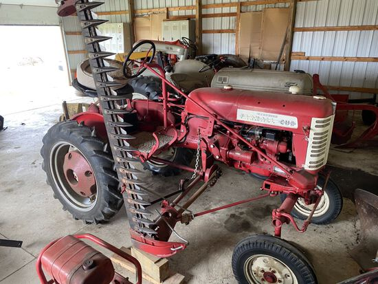 P- McCorrick Farmall Cub Tractor