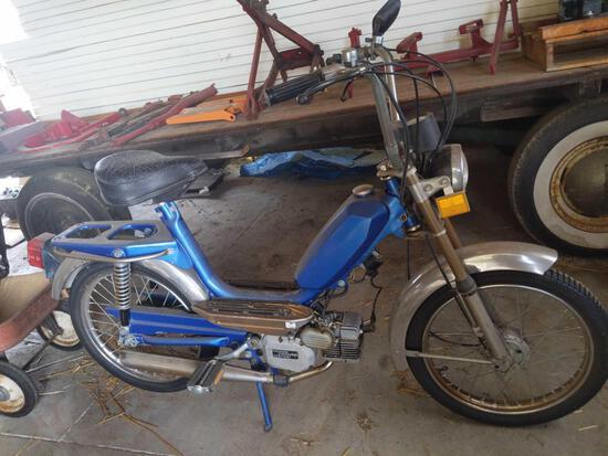 P- Italvelo Moped