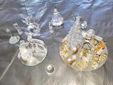 Garage- Glass Figurines on Mirrors